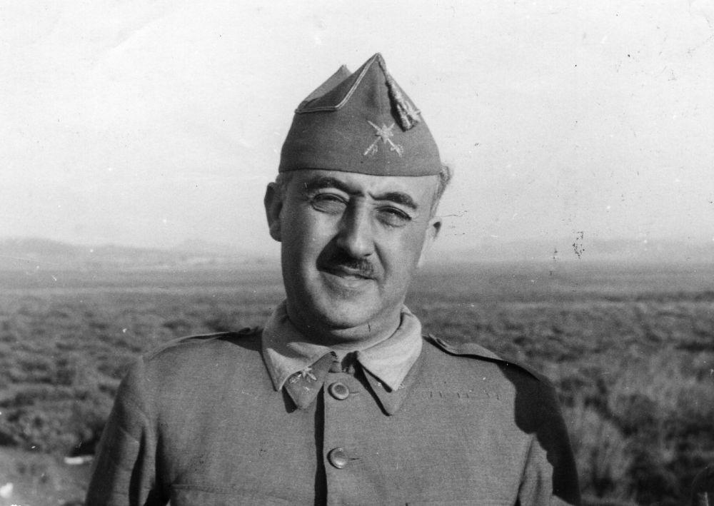 Francisco Franco dictator
