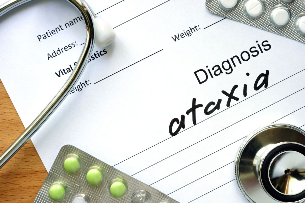 ataxia side effect quinine