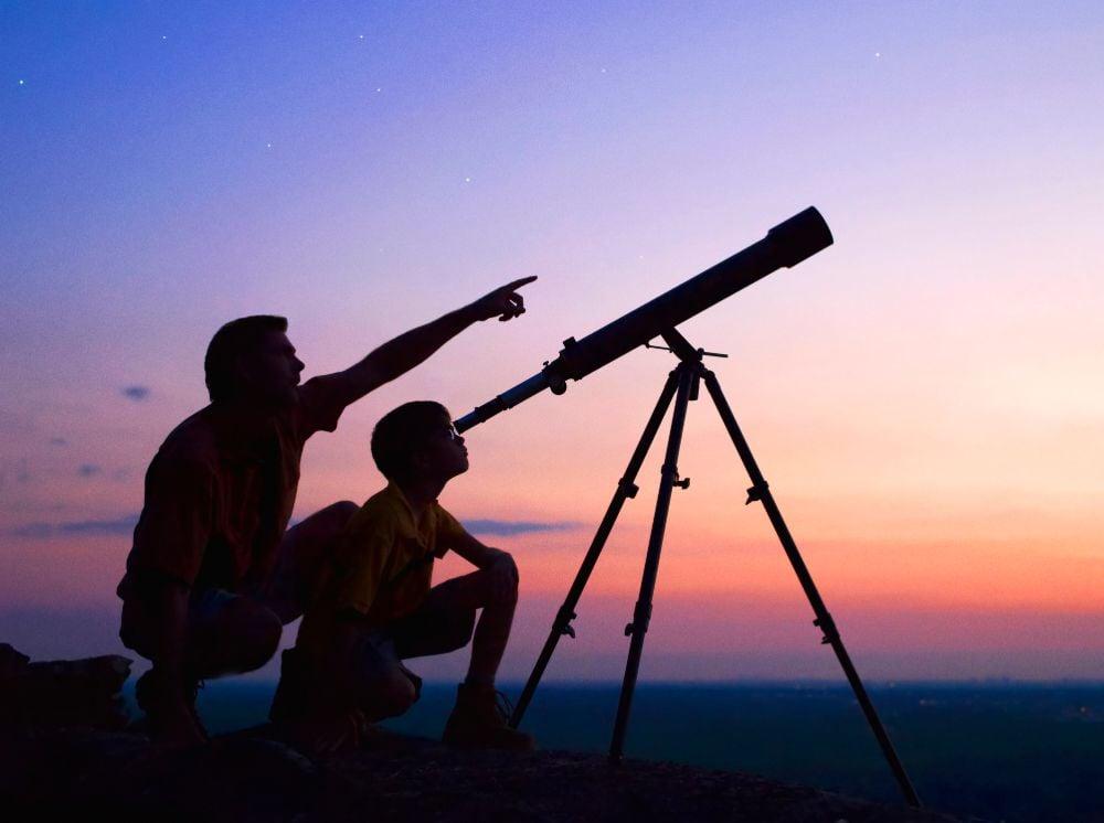 stargazing hobby