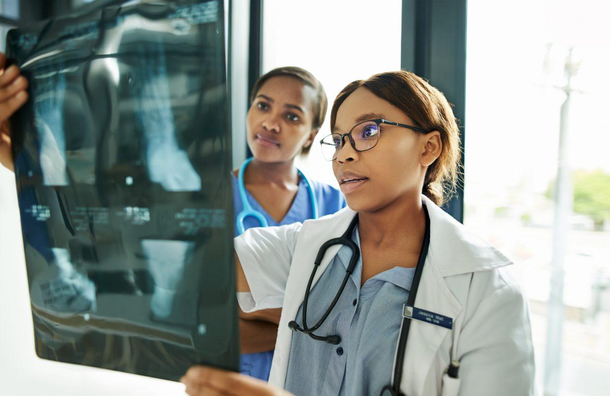 radiologist diagnosis test