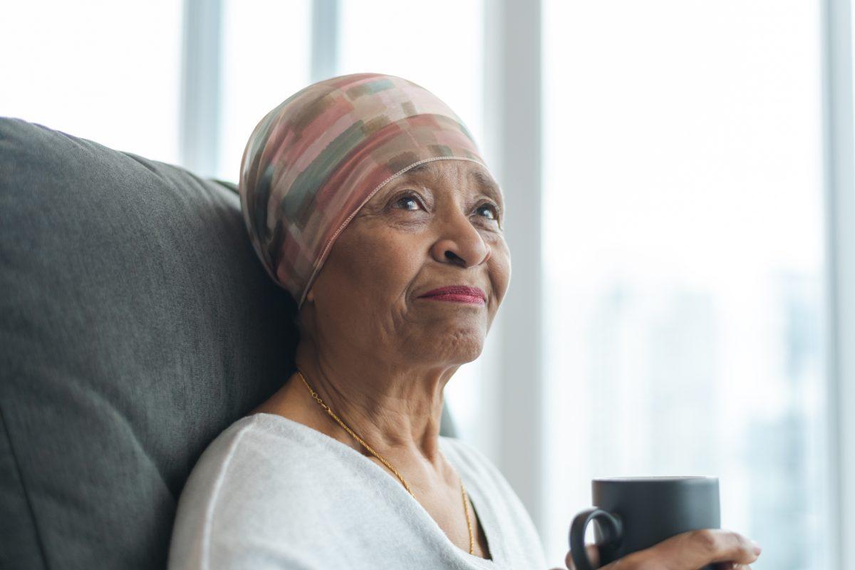 older woman cancer