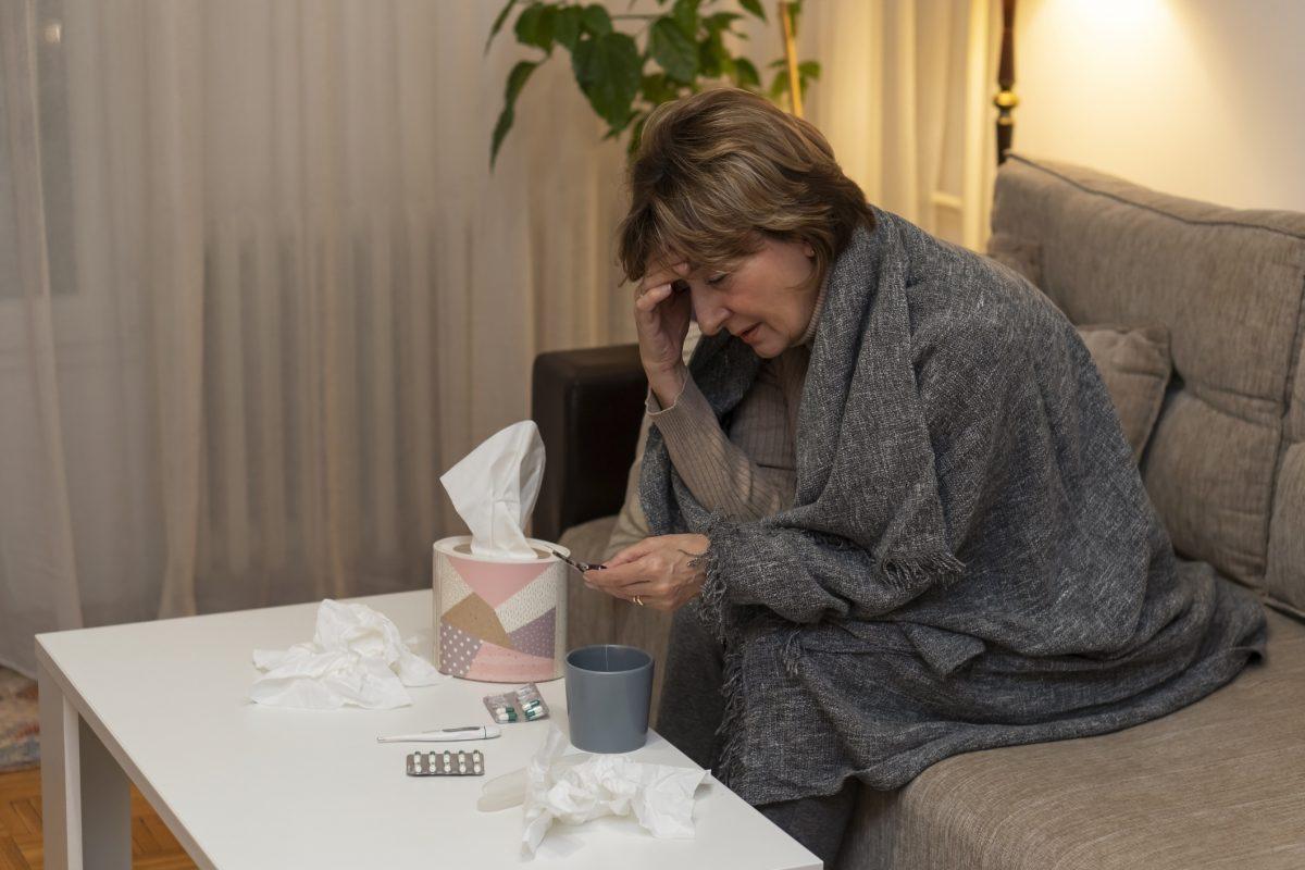 sick woman pill