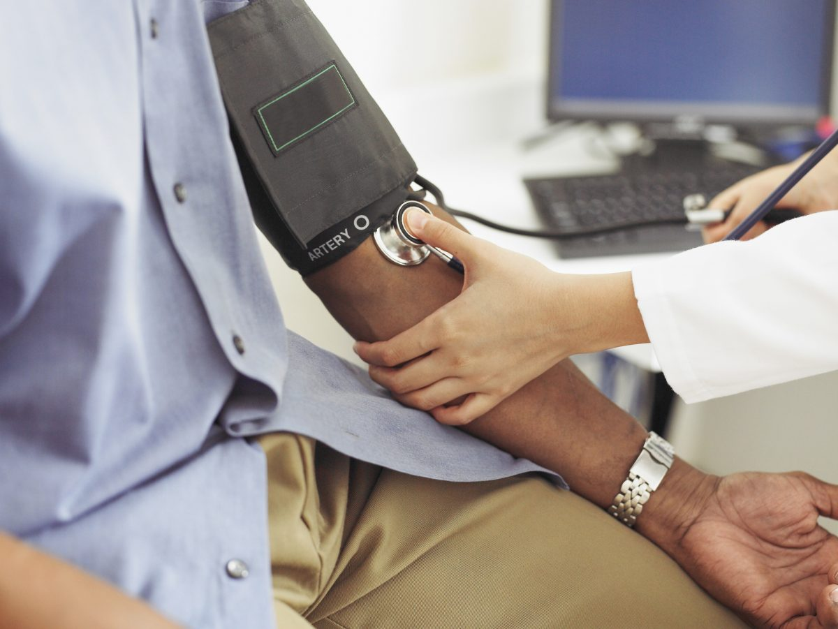 blood pressure volume