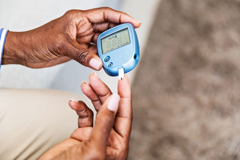 people with diabetes can get arteriolosclerosis