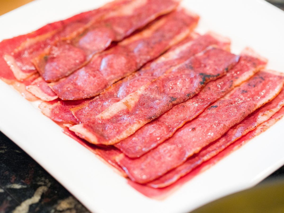 turkey bacon healthy