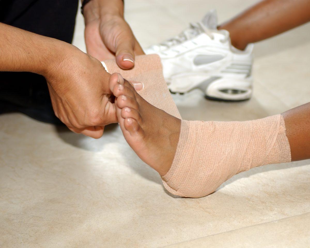 pains sprains
