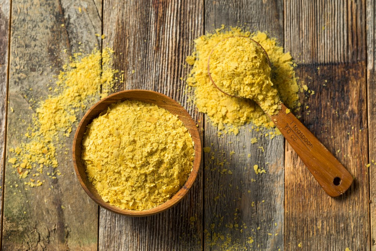 nutritional yeast vitamin B12