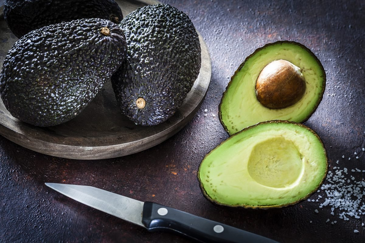 avocado whole fats