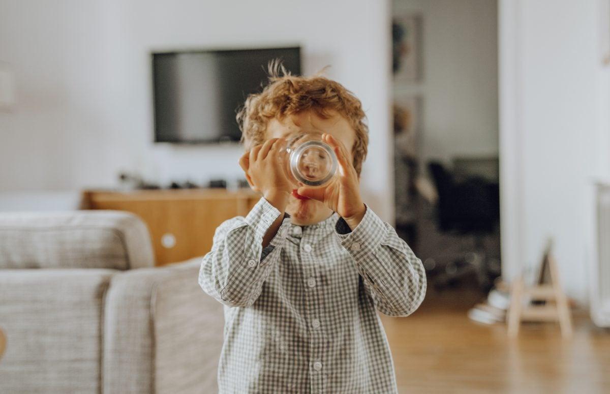 children, cavities, water, drinking