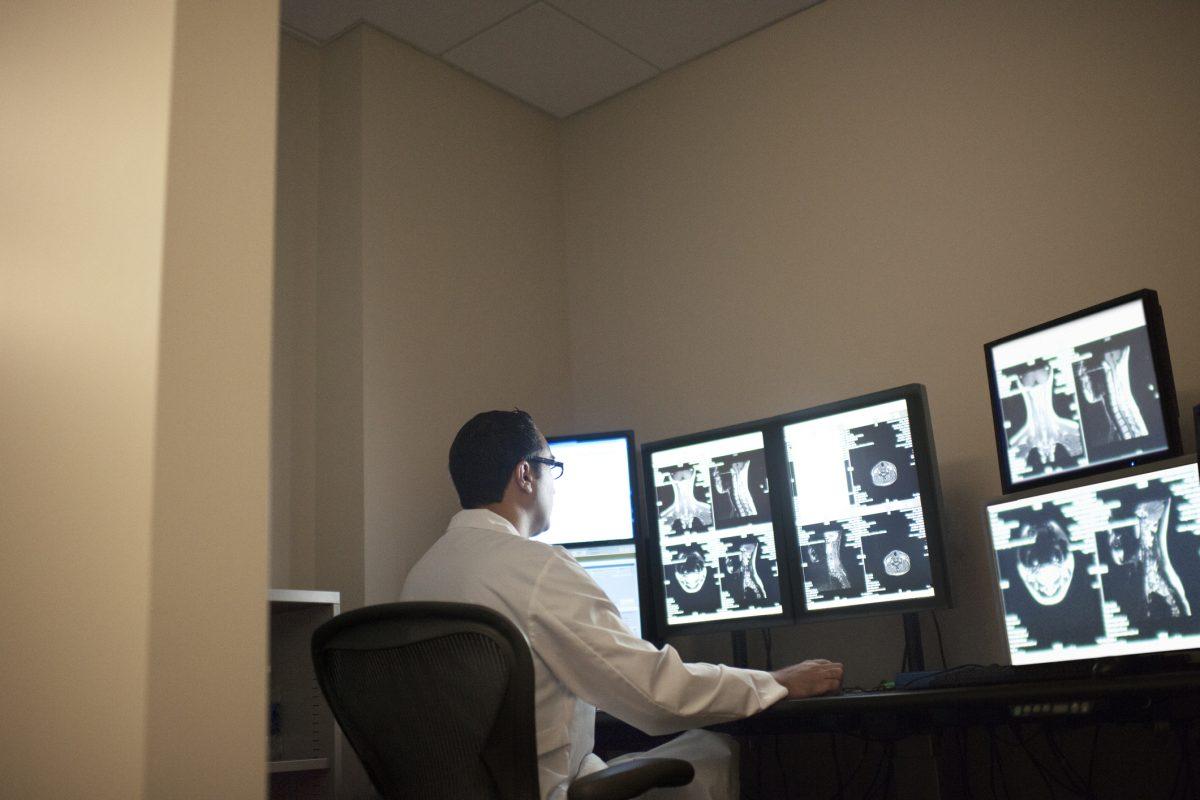 diagostic radiology radiologist