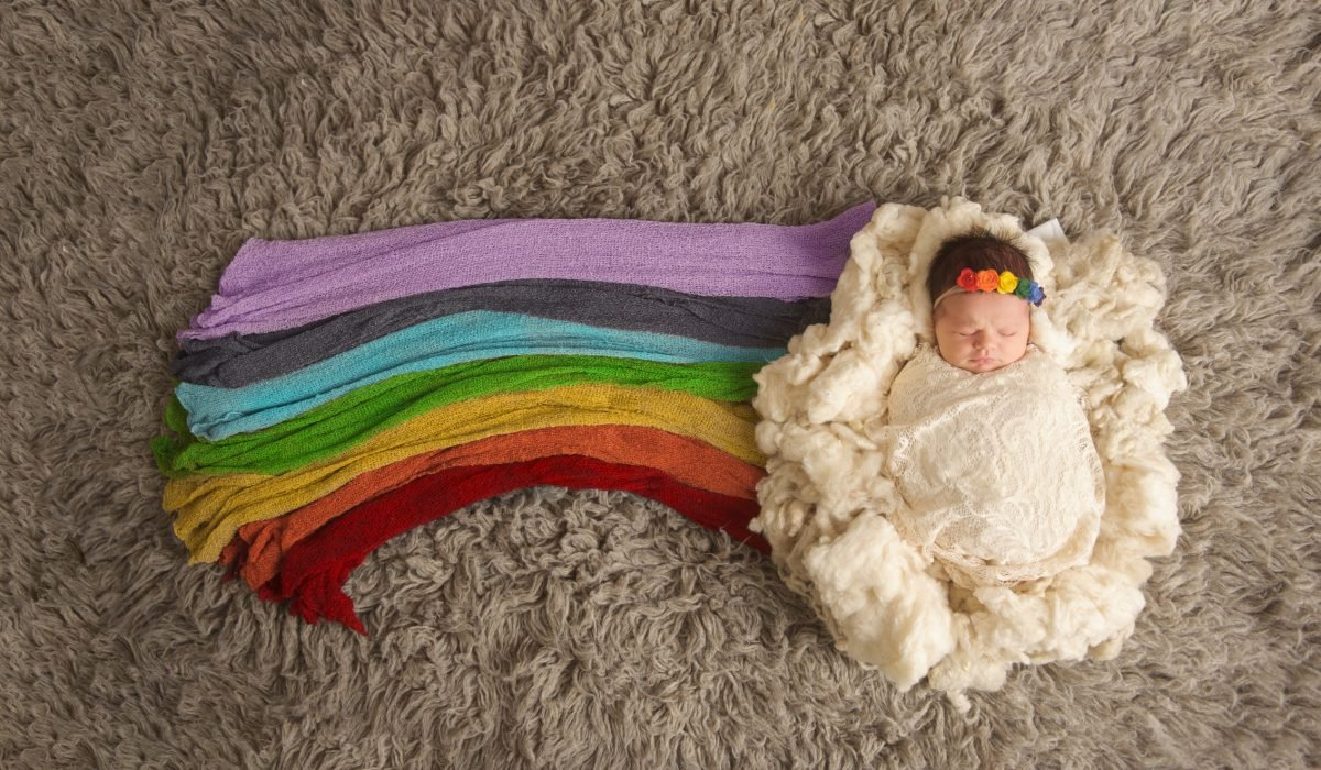 future pregnancies rainbow baby