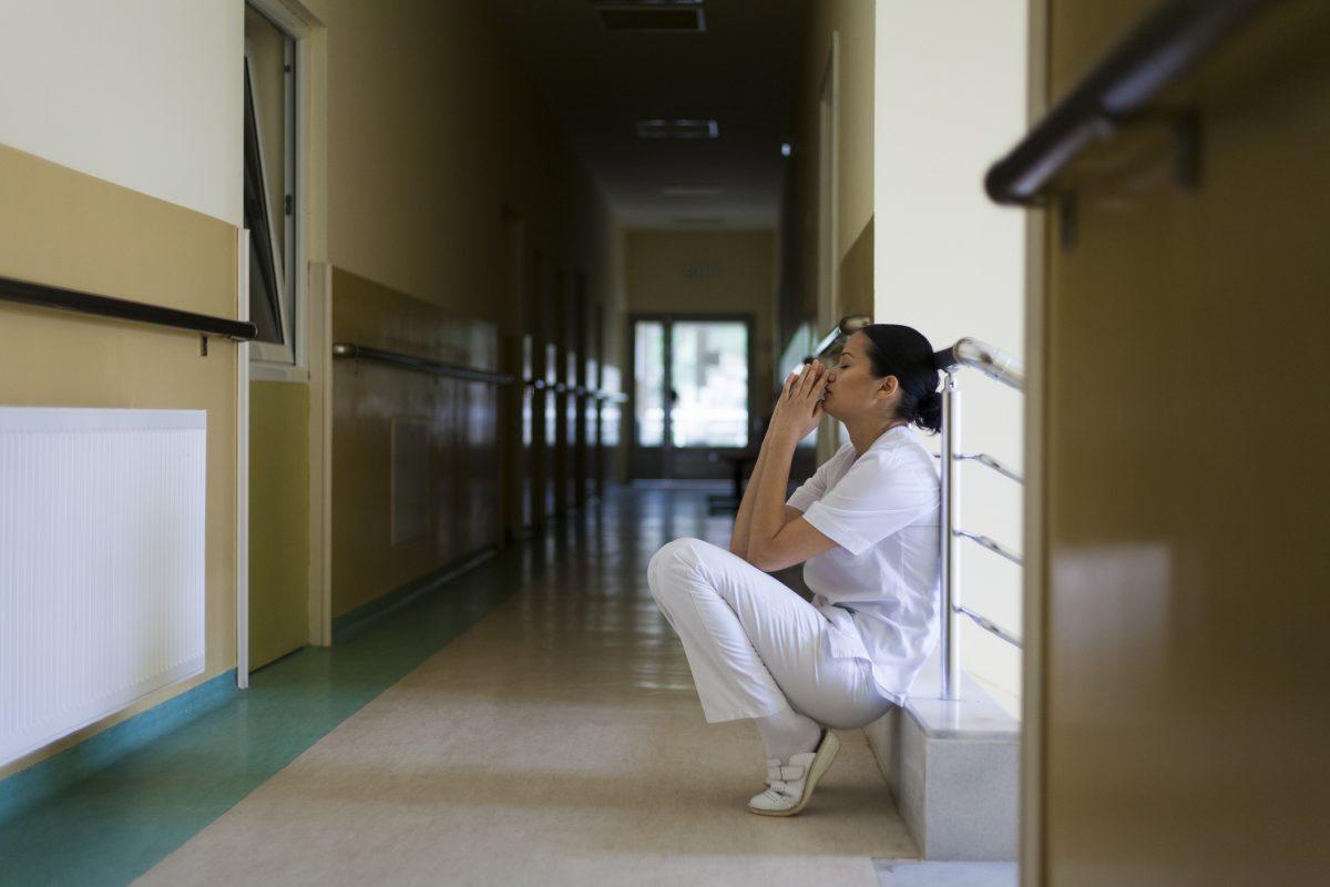 bargaining prayer healthcare worker