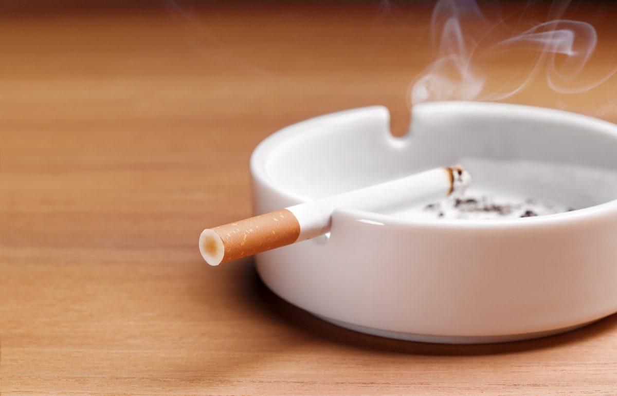 smoking cigarettes inflammation