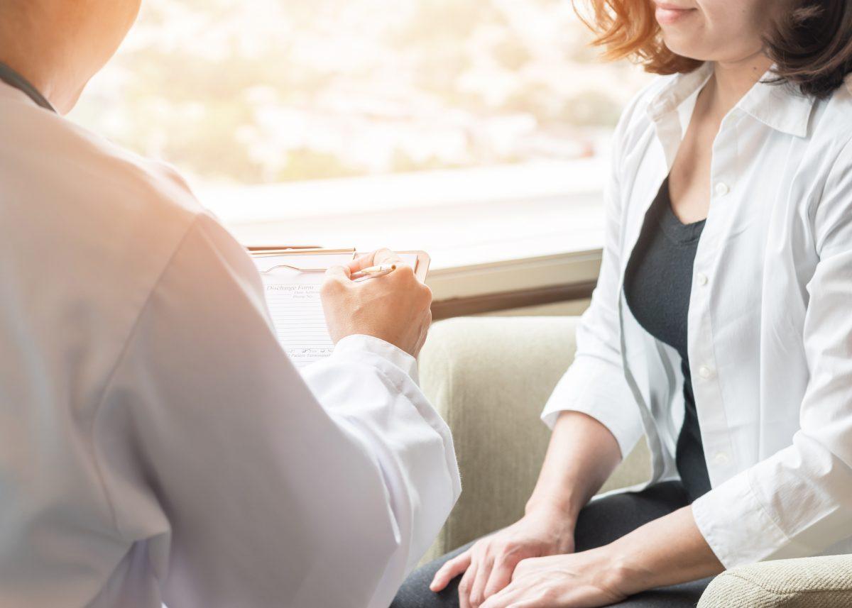 doctor consultation patient
