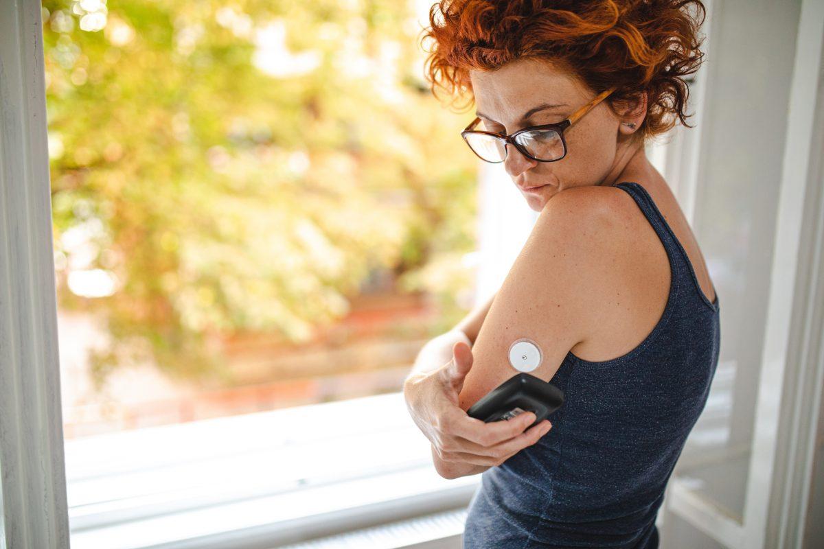 diabetes reader device