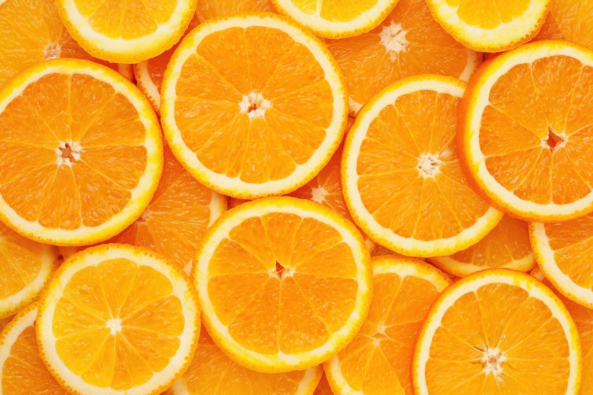 oranges for a healthy heart