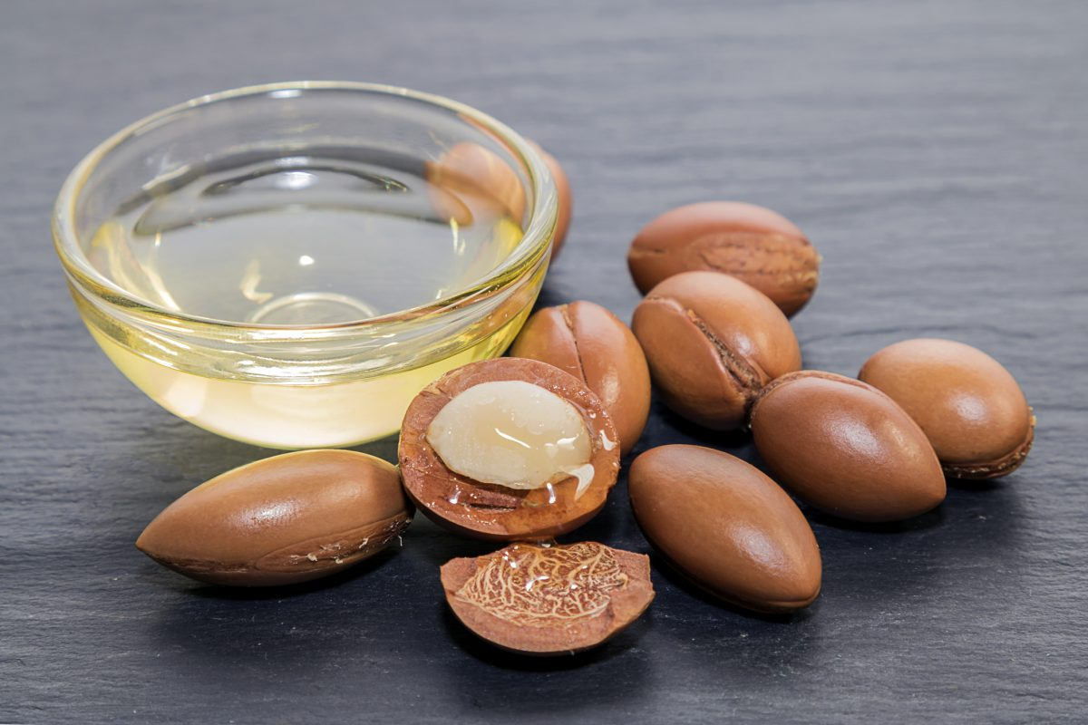 fatty acids, argan oil, foods
