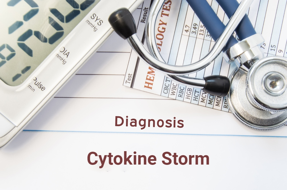 The Science Behind Cytokine Storms