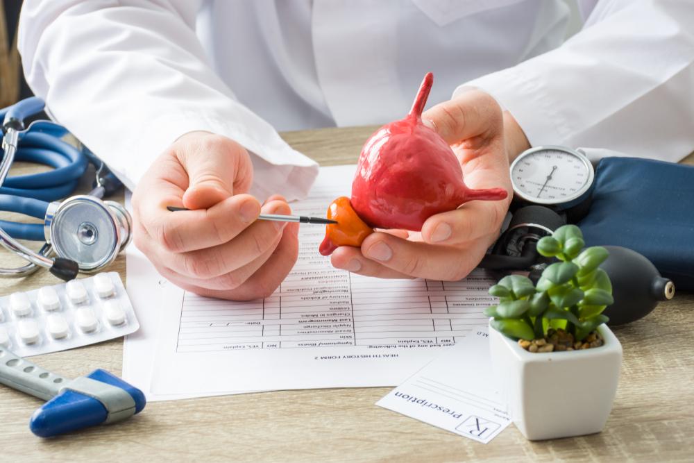 prostatitis causes perineum pain