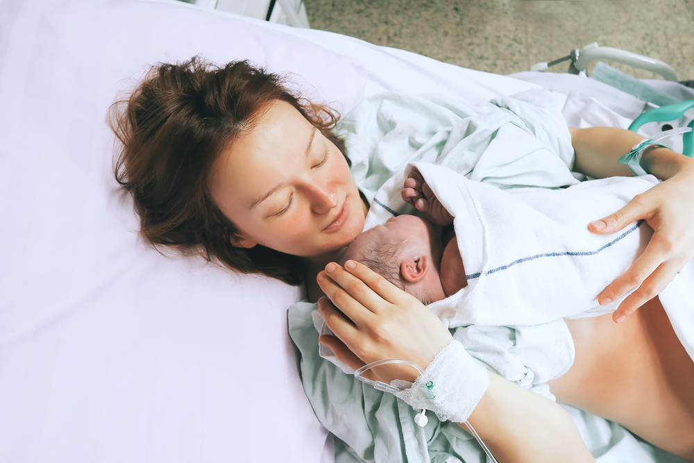 pelvic floor pain from childbirth