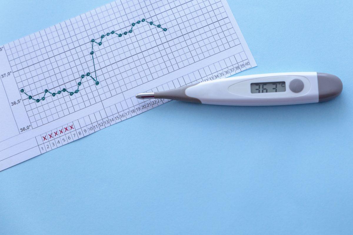 basal body temperature tracking