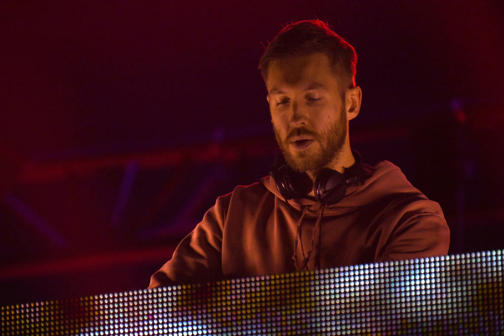 ATLANTA, GA - DECEMBER 14: Recording artist Calvin Harris performs onstage during Power 96.1's Atlanta Jingle Ball on December 14, 2018 in Atlanta, Georgia. (Photo by Marcus Ingram/Getty Images for iHeartMedia)