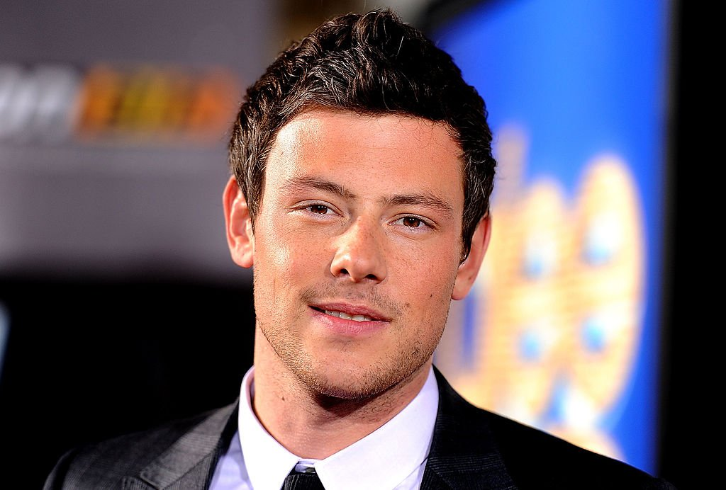 "WESTWOOD, CA - AUGUST 06: Actor Cory Monteith arrives at the Premiere Of Twentieth Century Fox's ""Glee The 3D Concert Movie"" at the Regency Village Theater on August 6, 2011 in Westwood, California. (Photo by Frazer Harrison/Getty Images)"