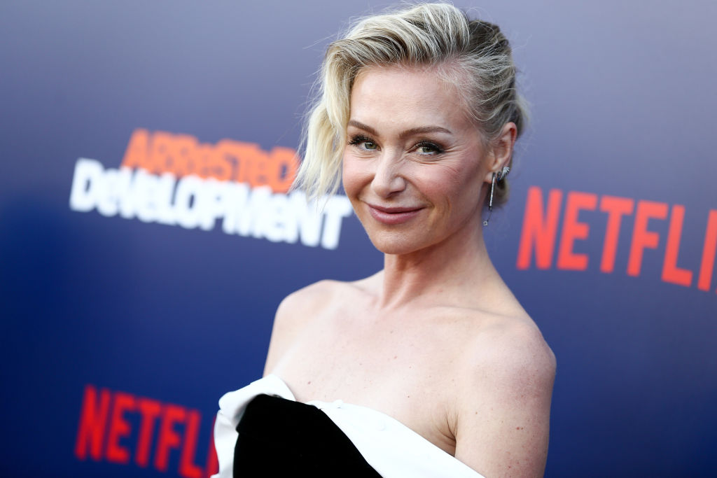 LOS ANGELES, CA - MAY 17: Portia de Rossi attends the premiere of Netflix's 'Arrested Development' Season 5 at Netflix FYSee Theater on May 17, 2018 in Los Angeles, California. (Photo by Rich Fury/Getty Images)