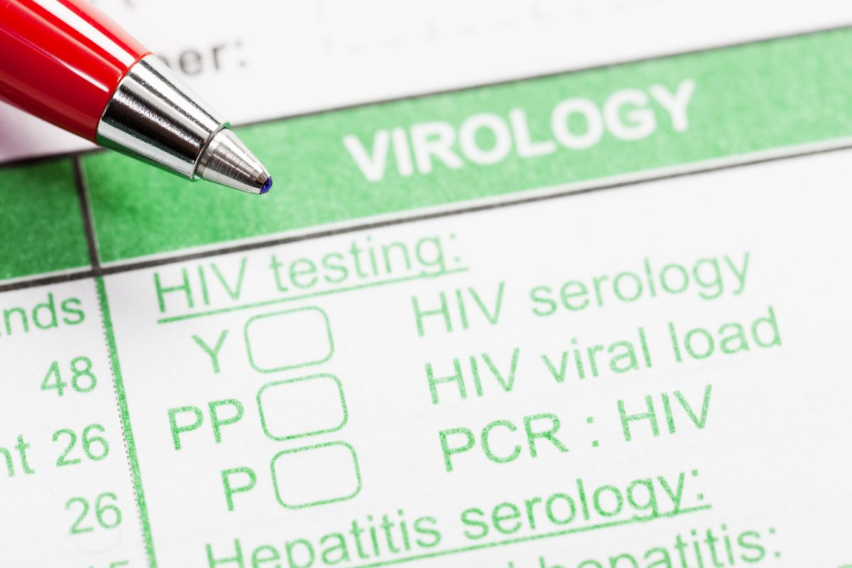 virology form HIV