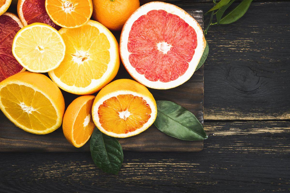 juice, peel, nutrient content, fresh