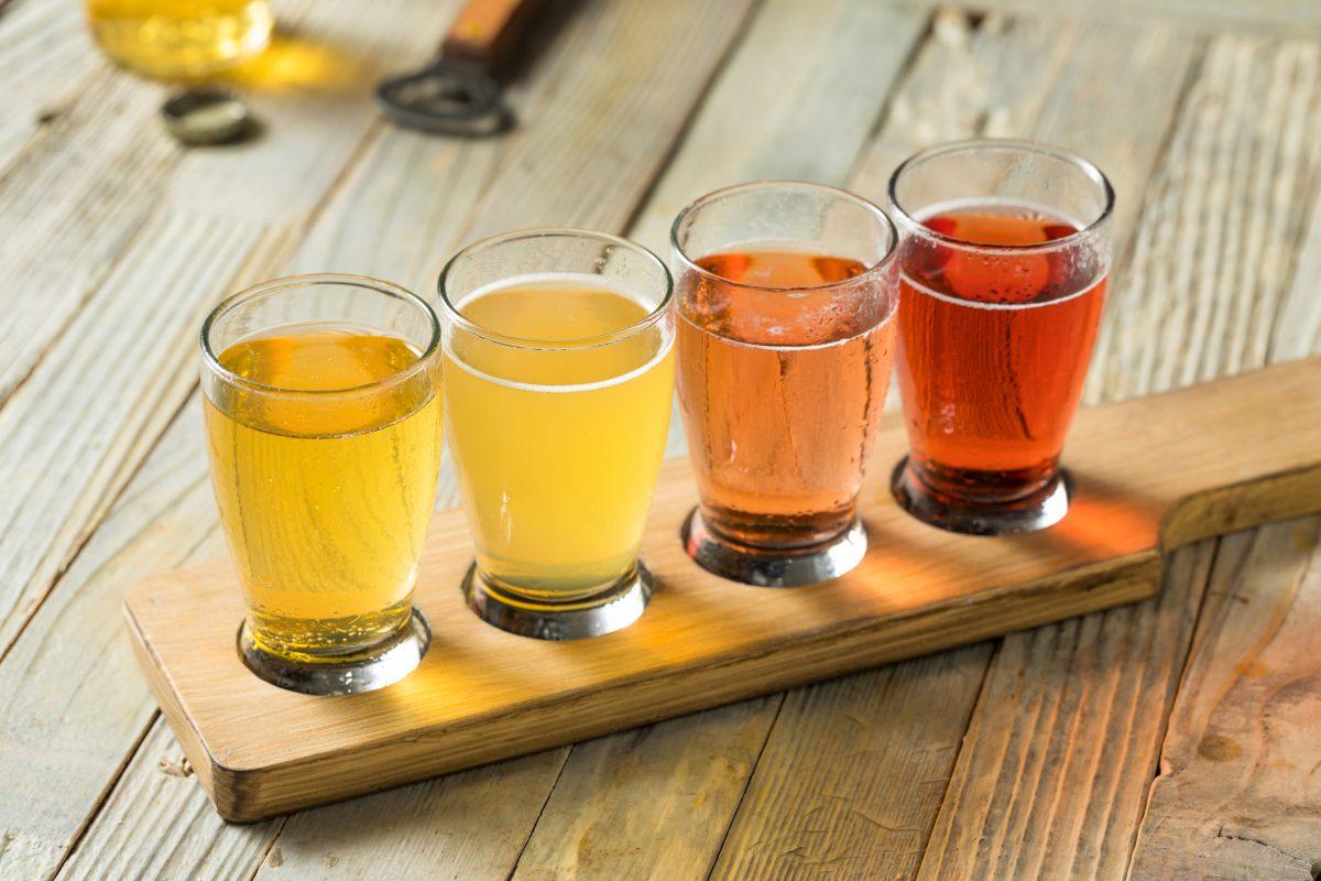 beverages, artificial sweetener, apple cider