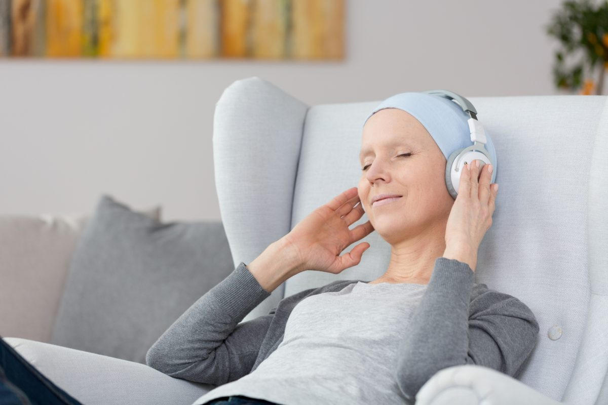 Music Cancer Patients Psychological Physical