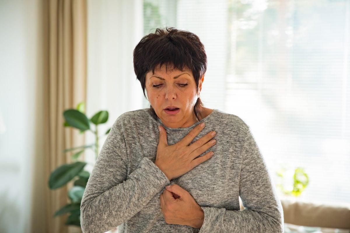 Symptoms Esophageal Cancer Throat Neck