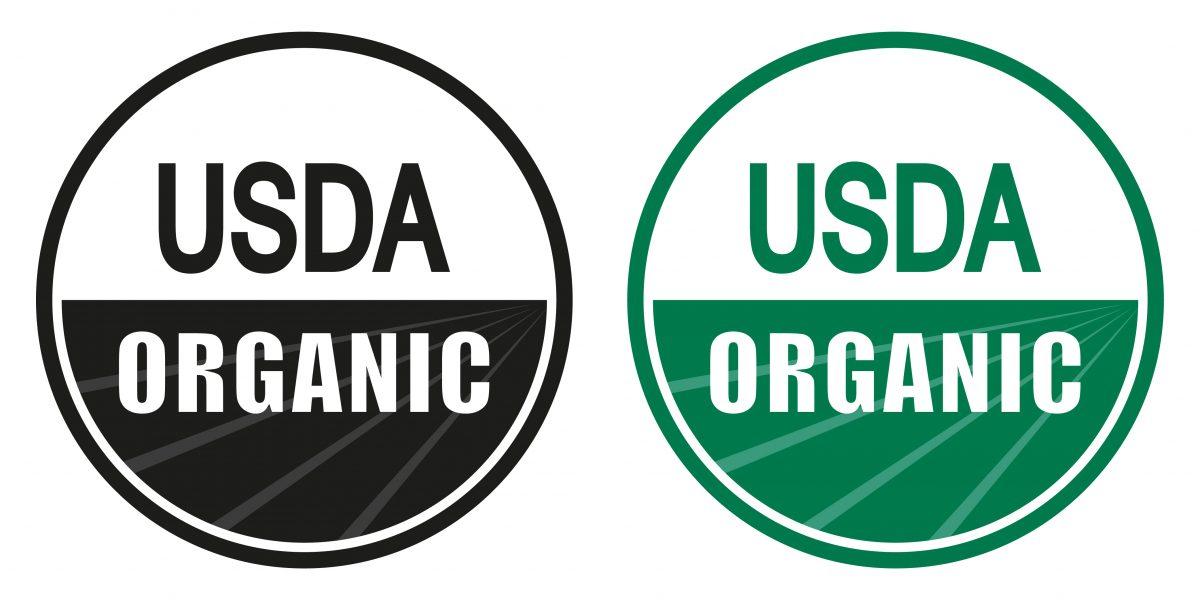 Organic Seal USDA Certified