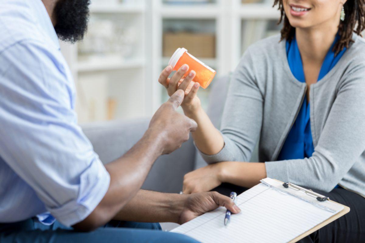prescription medication pills
