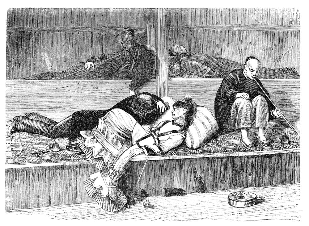 opium den in san francisco
