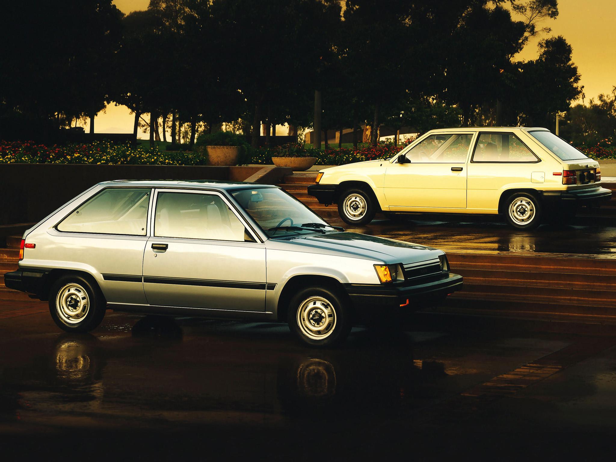 1983 Toyota Tercel