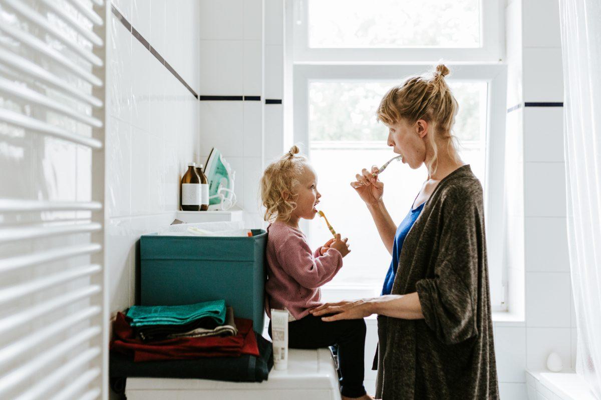 family oral hygiene