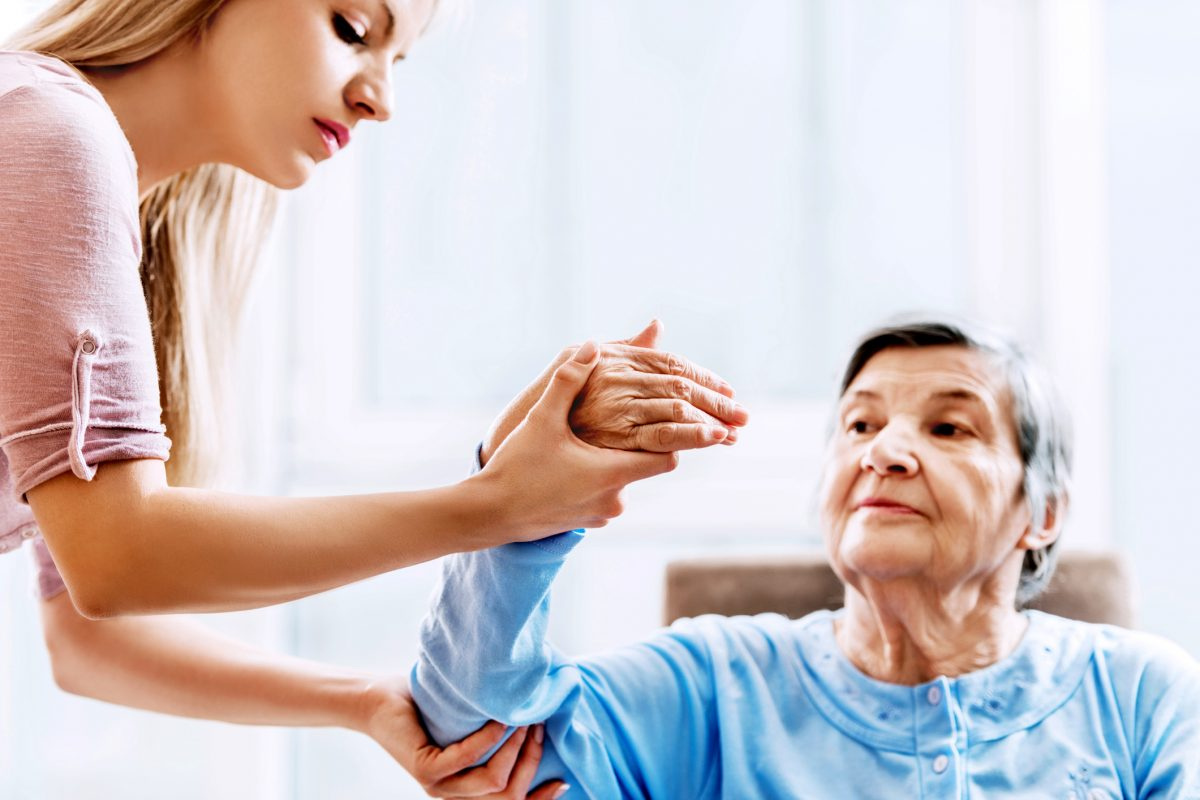 physical therapy treating node pain