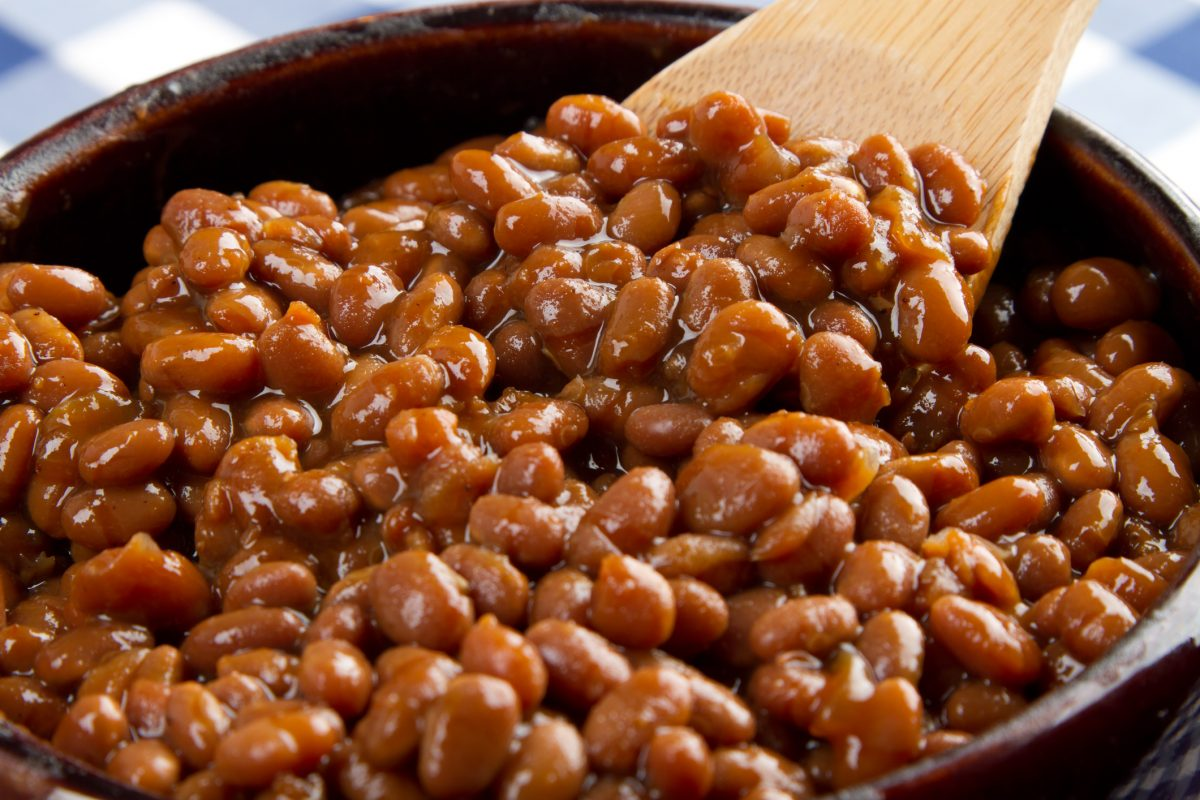 zinc selenium folate white beans