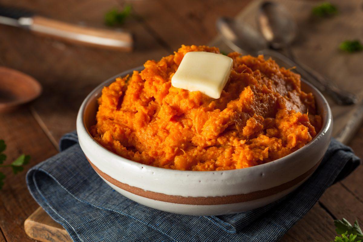 vitamin sebum sweet potatoes