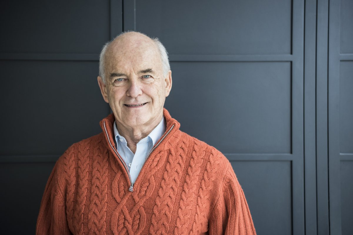 older man wool sweater