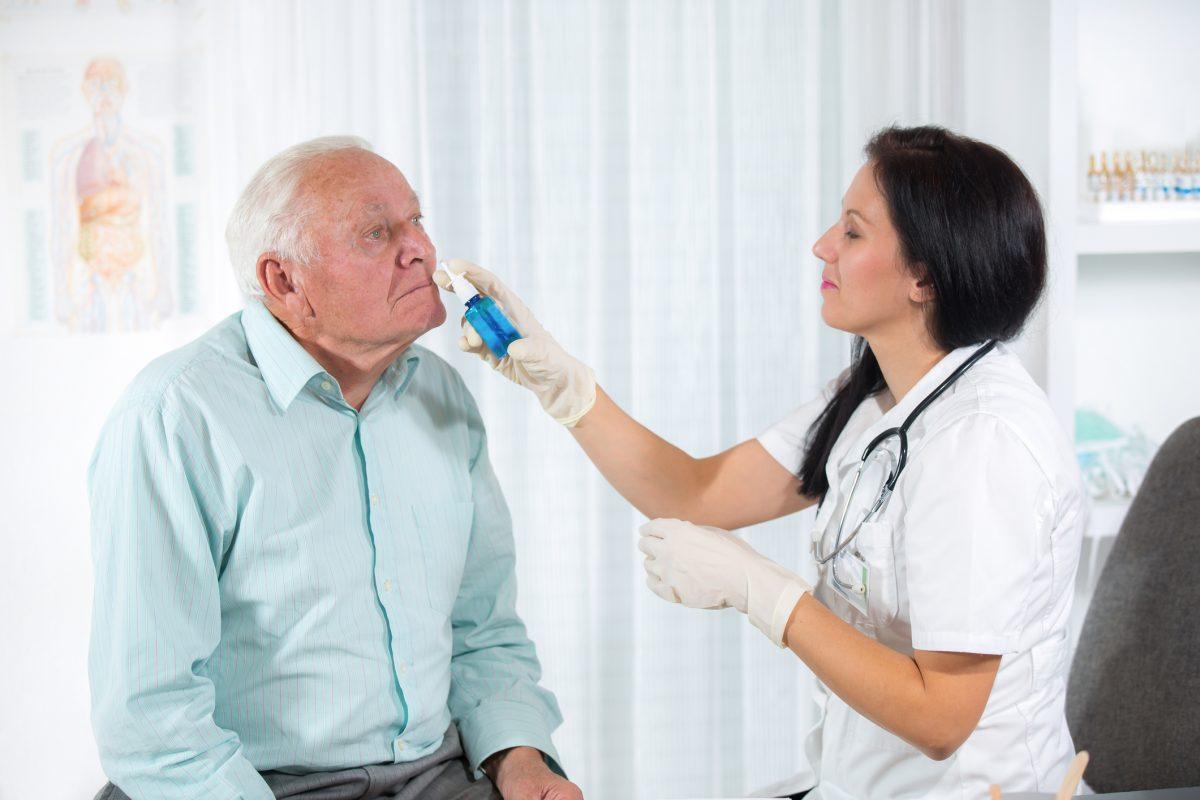 inhalable aerosol vaccine