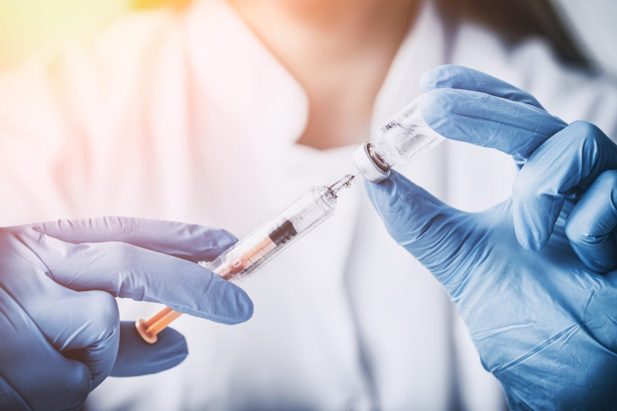 injectable muscle relaxant shot