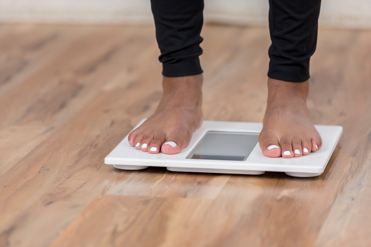 diuretic rapid loss checking weight