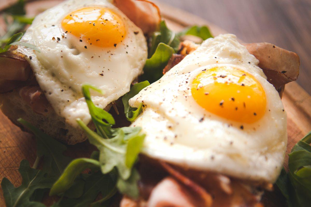protein biotin daily value eggs
