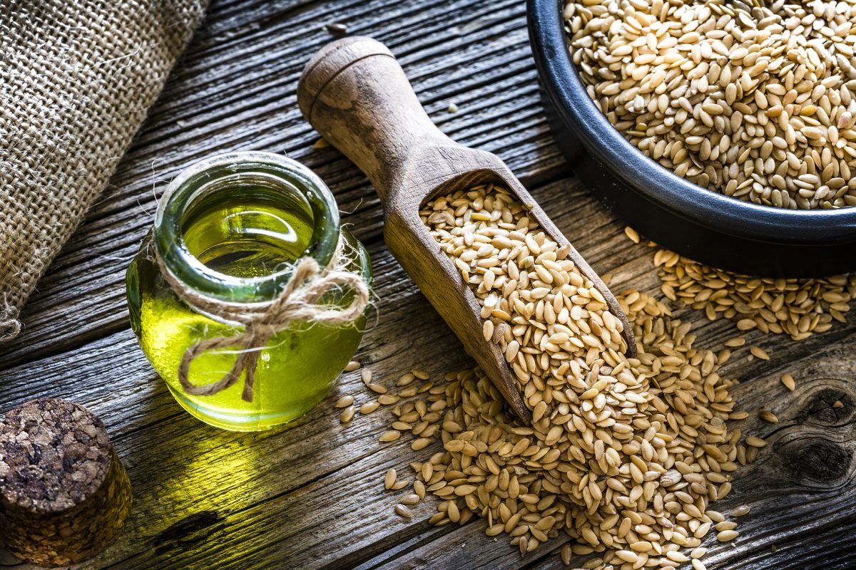 flaxseed oil natural