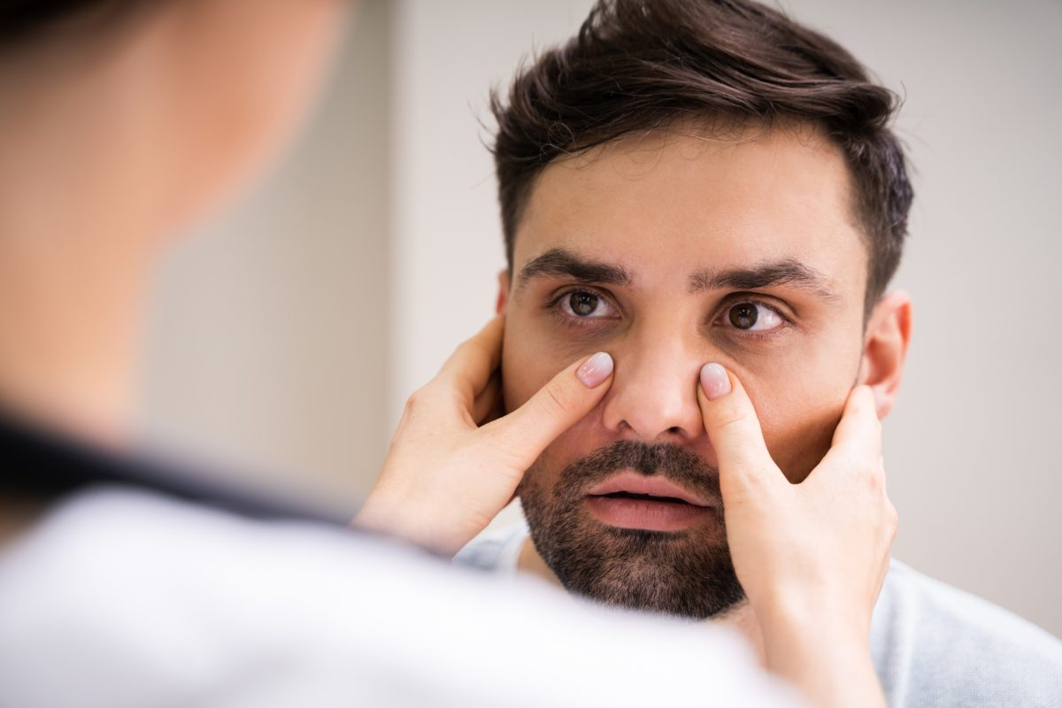 symptoms doctor exam