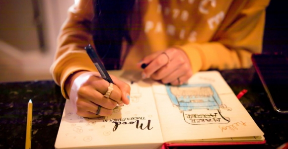 Discover the Benefits of Bullet Journaling