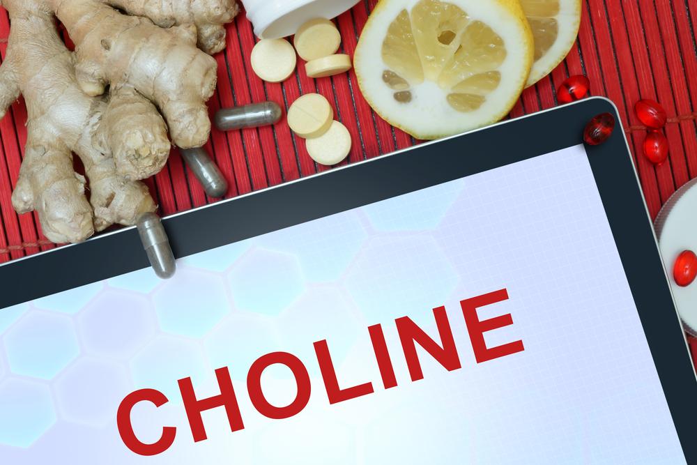 choline word with foods, Phosphatidylcholine phospholipid